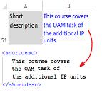 Excel Makros Export nach xmls