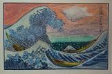 Die grosse Welle or Kanagawa