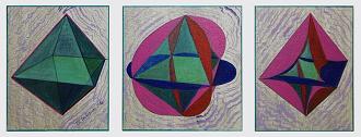 Metamorphose: Oktaeder