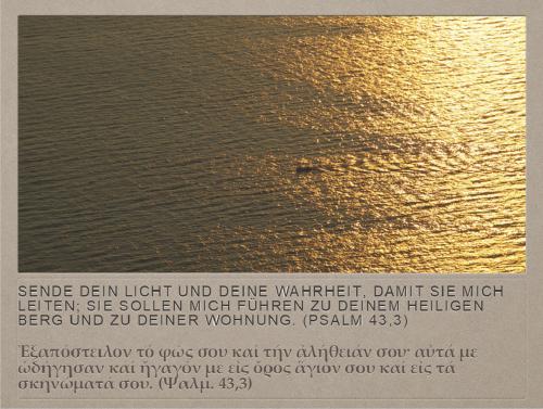 Sende dein Licht
