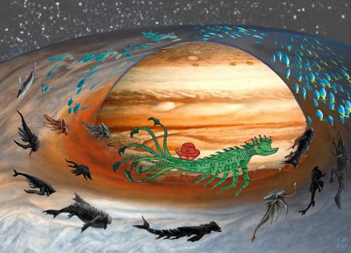Leviathan rettet Zheng He (mit Eb)