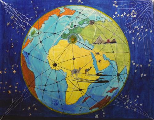 Unsere vernetzte Welt: Teil 5 (mit Eb)