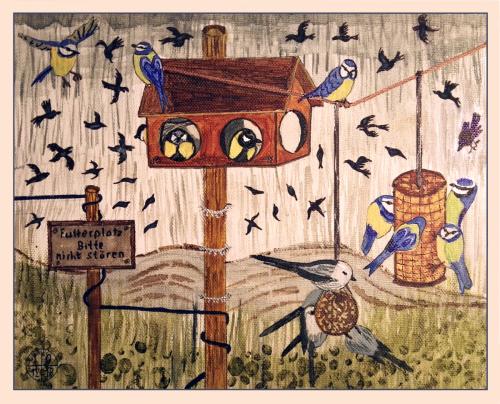 Vogelinvasion
