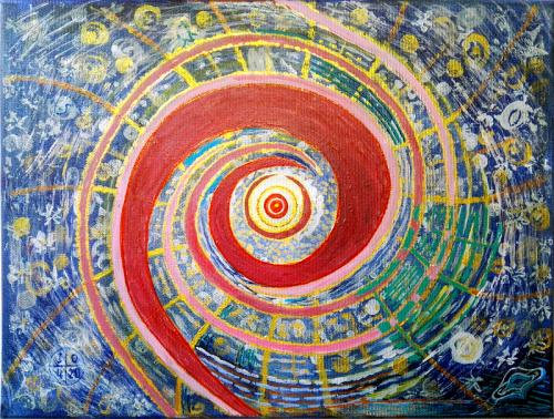 Geheimnisvolle Spiralen