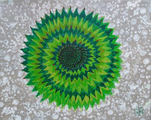 Spiralen in Pflanzen